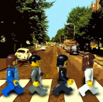 Abbey Road Lego