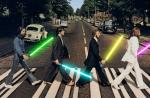 Laser Abbey Road